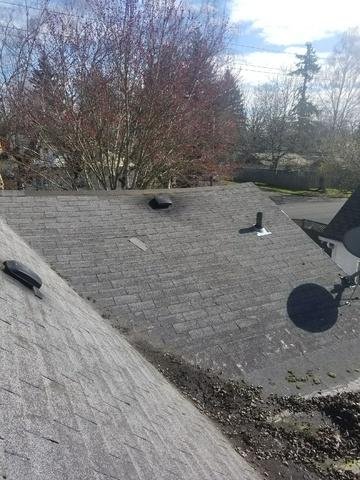 Before Roof Installation
