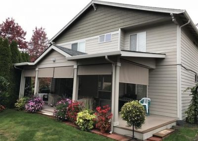 New Deck and Custom Patio Cover in Vancouver, WA