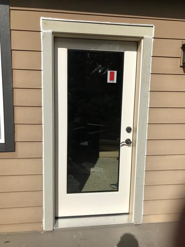 New Man Door in Camas, WA