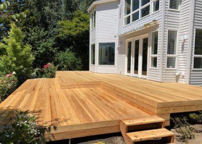 Deck Restoration in Portland, OR